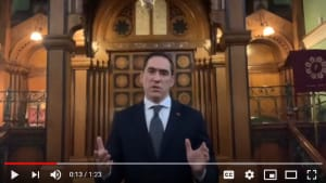 Message from S&P Sephardi Community: Rabbi Joseph Dweck